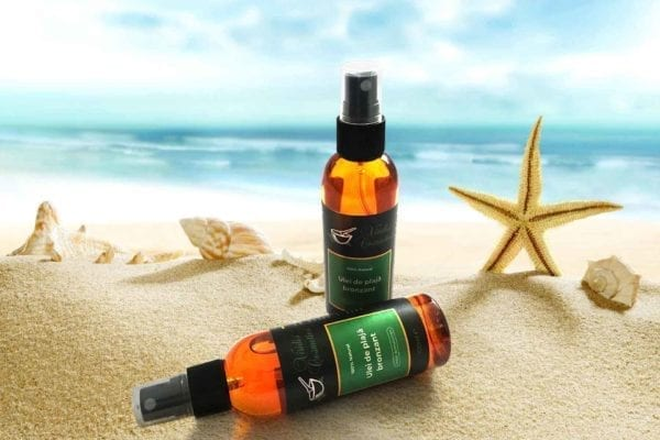 Ulei de plaja - Produse cosmetice bio naturale organice handmade